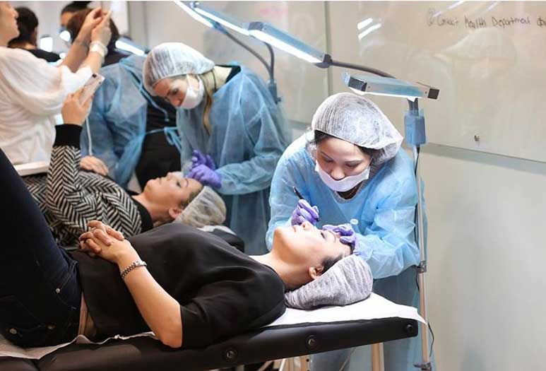 Live PhiBrows Microblading Training Cost